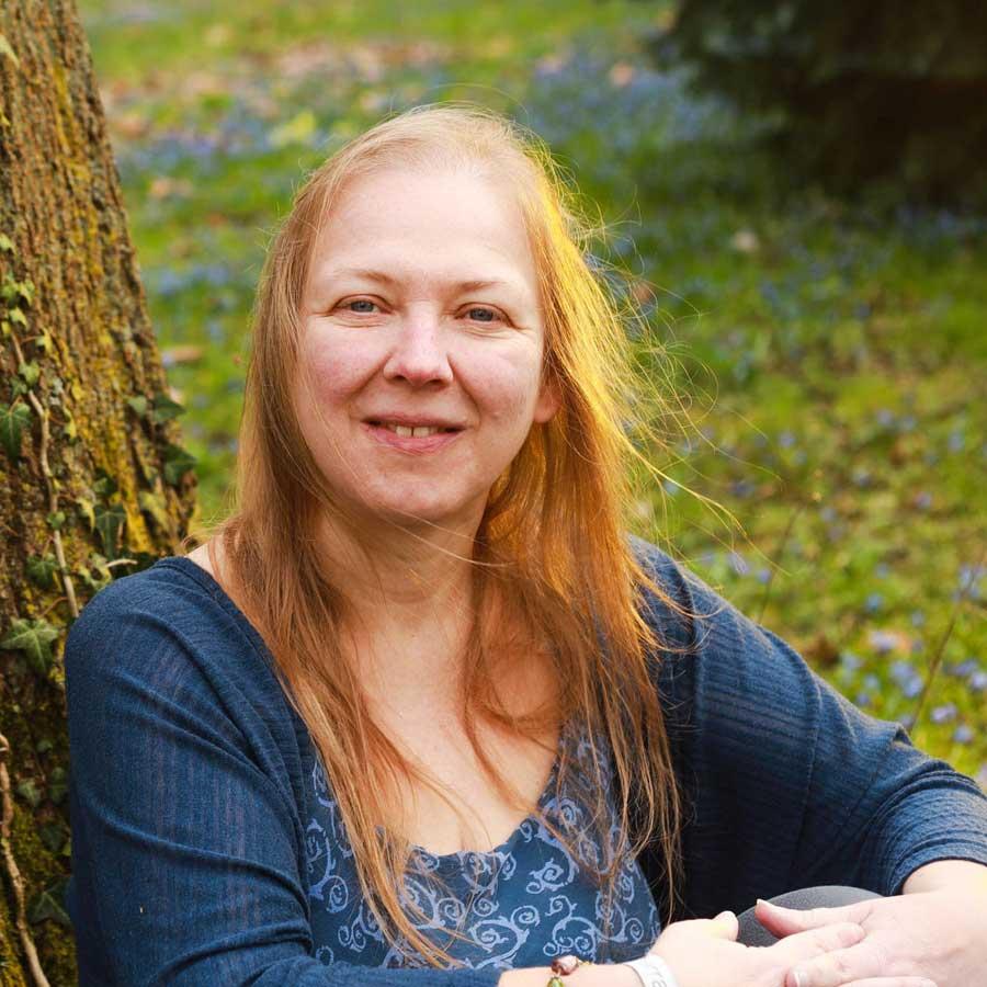 Stephanie Ristig-Bresser bei der Konferenz für eine bessere Welt 2021